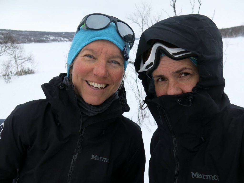 Louise Östberg och Mathilda Piehl